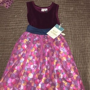 Matilda Jane tank dress. Size 6. NWT